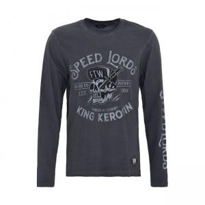 bluza longsleeve King Kerosin Speed Lords L
